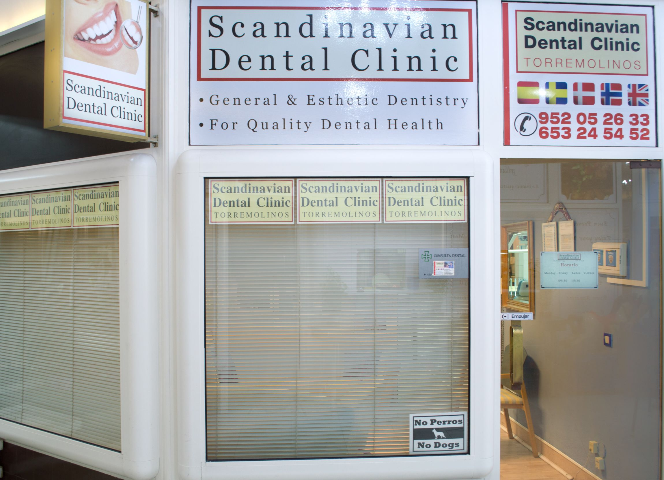 Scandinavian Dental Clinic Location